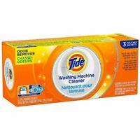 Tide Washing Machine Cleaner 3 ea (Pack of 2)