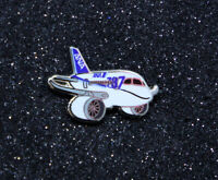 Pin ANA ALL NIPPON AIRWAYS Airbus A350 XWB metal Pin 1 inch /25mm pudgy / chubby