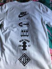 Nike x amicaux NYC T-shirt Taille S noir/blanc suprême