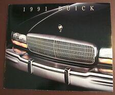 BUICK 1991 BROCHURE