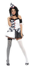 Harley Quinn Unbranded Complete Outfit Fancy Dresses