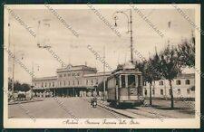 Modena Città Stazione Tram cartolina EE7699