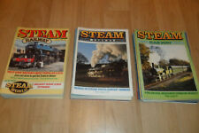 More details for steam railway magazine bundle - all 36 issues from 1984 to 1986