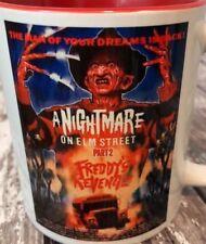 Freddy Kruegers Mug A Nightmare on Elm Street Horror Movie Poster Gift Cup Mug