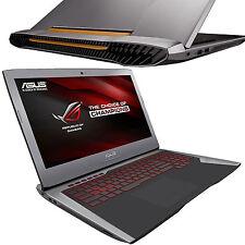 ASUS ROG G752 Intel Core i7-6700HQ - 16GB - nVidia GTX 1060 6GB -1000 GB