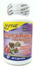 Arymar Chanca -Piedra + Cranberry Extract 700/600  60 capsules