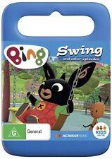 Bing: Swing And Other Episodes   DVD Region 4   Kids Children Brand new & sealed