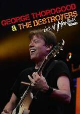 GEORGE THOROGOOD & THE DESTROYERS: LIVE AT MONTREUX 2013 DVD