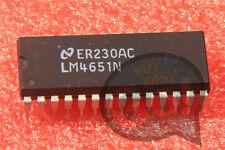 LM4651N Manu:NS Encapsulation:DIP LM4651 & LM4652 Overture Audio Power Amplifier