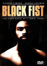 Black Fist (DVD, 2009) [ThinPak] BRAND NEW! SEALED! FREE SHIPPING!