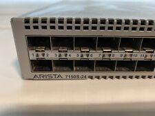 Arista 10gb Switch