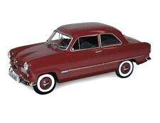 1:43 Norev - Ford Taunus 12 M (Weltkugel-Taunus) 1952 - dunkelrot
