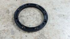 05 Harley Davidson Dyna Super Glide FXDI gas fuel tank cap mount ring flange