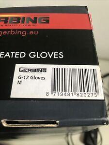 Gerbing G-12 Heated Motorcycle Gloves M