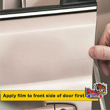 3M Clear Paint Protection Film - Door Edge Strips - 4 off per Order