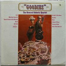 HOWARD ROBERTS QUARTET Goodies 1965 JAZZ Guitar LP FUNKY Sealed !!! MONO