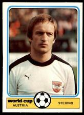 Monty Gum Mondiali di Calcio (1978) - Valencia (Austria)