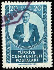 Scott # 1067  - 1952 - ' Kemal Ataturk '