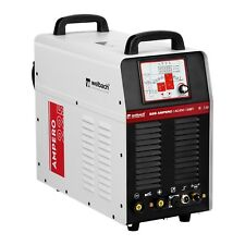 Welding Machine IGBT Digital Pulse Ampero 225 AC DC Tig GTAW MMA INVERTER AC/DC