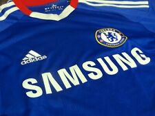 Chelsea home soccer jersey 2010/2011 kids size L