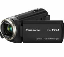 Panasonic HD Camcorders