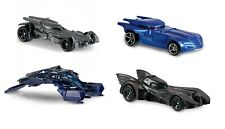 HOT WHEELS VARIOUS BATMAN MODELS BATMOBILE THE BAT LONG AND SHORT CARDS