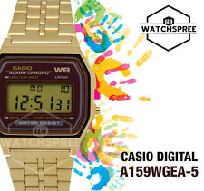Casio Digital Watch A159WGEA-5D AU FAST & FREE