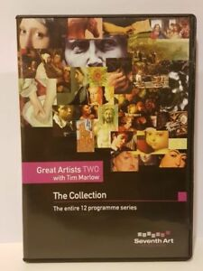 Great Artists with Tim Marlow - volume two