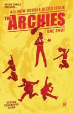 THE ARCHIES ONE SHOT COVER B DAVID MACK ARCHIE COMIC PUBLICATIONS 2017
