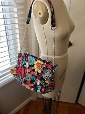 NEW Vera Bradley Chain Bag in Happy Snails Print with 2 in 1 Strap
