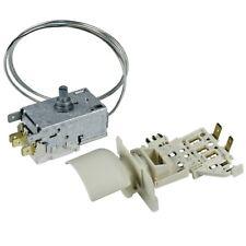 Original Thermostat Whirlpool 481228238175 U Douille de Lampe 3x6,3mmAMP 731mm