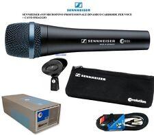 Sennheiser e 935 Microfono dinamico Cardiodie per Voce