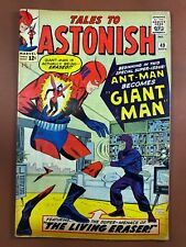 Tales to Astonish #49 (Marvel Comics) 1st appearance of Giant Man Silver Age