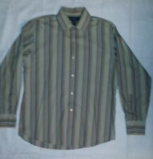Men's streaped shirt size 16-16,5 by Banana Republic.