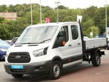 Tipper Commercial Van-Delivery, Cargoes
