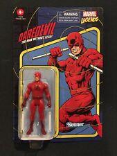 DareDevil Marvel Legends 3.75 Unpunched Action Figure Kenner Hasbro Series Retro