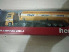 Herpa 148054 Man TG-A XXL '' Heibo '' 1/87 nuevo