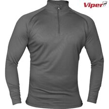 Viper Tactical Mesh-tech Armour Top Base Layer Stretch Fit Airsoft Outdoor Shirt Large Titanium