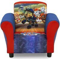 Delta Children Upholstered Chair Paw Patrol Kids Childrens Furniture Brand New