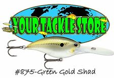 Storm Arashi Deep 25 90mm – Green Gold Shad - Bass Cod Perch Fishing Lure