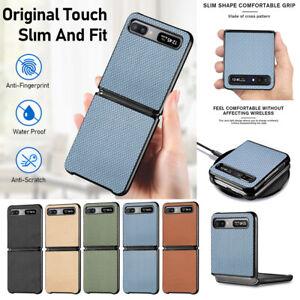 For SamsungGalaxyZFlip3 5G Shockproof Slim Lightweight Flip Phone Case Cover