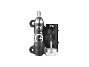 New Crankbrothers Cigar Tubeless Repair Kit and Inflator & CO2 Head