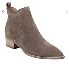 MARC FISHER*Yami Chelsea Boots*Natural Suede**US 7 $210