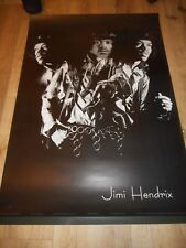 Jimi Hendrix - Original Ss Rolled English Commercial Poster - 2002