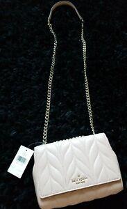 Kate Spade Briar Lane Quilted Mini Emelyn Shoulder Crossbody Bag AUTHENTIC $299