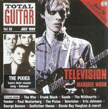 Various - Total Guitar CD Vol. 58, Jul 99 (CD 1999) Television; Who; Pixies