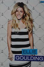 ELLIE GOULDING - A3 Poster (ca. 42 x 28 cm) - Clippings Fan Sammlung NEU