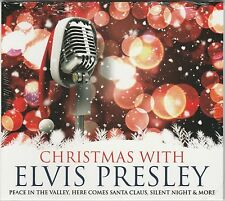 Christmas with Elvis Presley 12 Track CD New & Sealed
