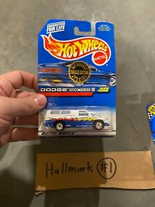 Hot Wheels Dodge Ram 1500 #1059 Trailer Edition