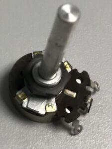 POTENTIOMETER 100 Ohm 4 Watt, AB Elektronik, AW-Serie, Poti, Draht-Potentiometer
